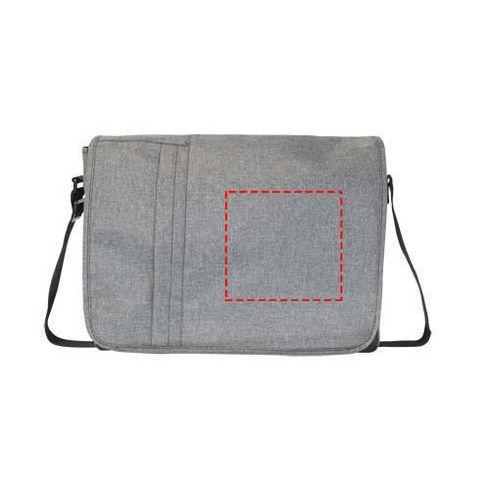 "15,6"" laptop tas in heather design"