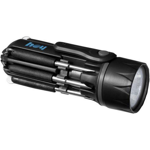 Spidey 8 in 1 schroevendraaier met zaklamp