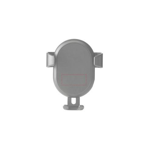 Draadloze auto-oplader met logo