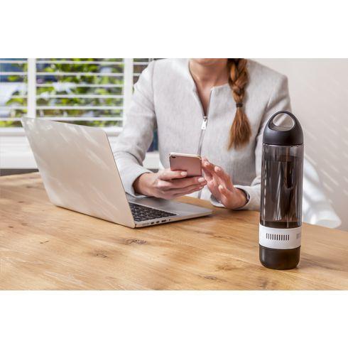 BottleBeatz Tritan 2-in-1 drinkfles met speaker