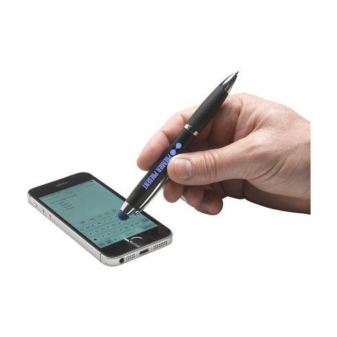 Light-Up Colour Logo Touch Pen