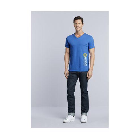 Gildan Softstyle V-Neck T-shirt heren