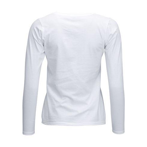 Fruit Valueweight Longsleeve T-shirt dames