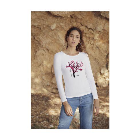 Fruit Imago Longsleeve dames T-shirt