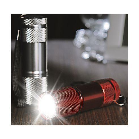 Zaklamp met LED-licht