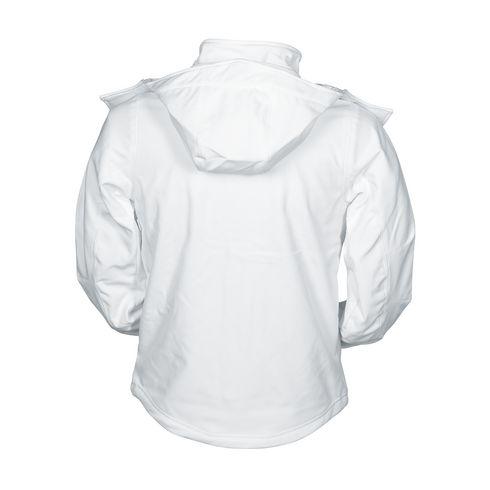 B&C Hooded Softshell Jacket heren jack