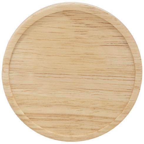 Hearth 400 ml mok met houten onderzetter