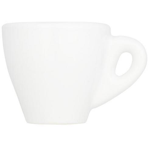 Perk 80 ml witte espressokop