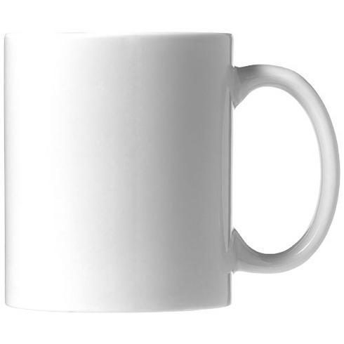 Ceramic sublimatie mok 4 delige geschenkset