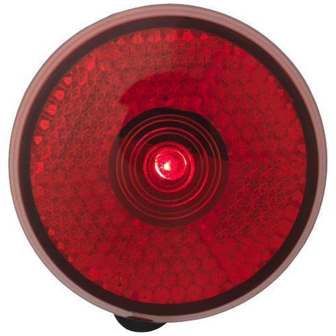Shini rode reflectorlamp