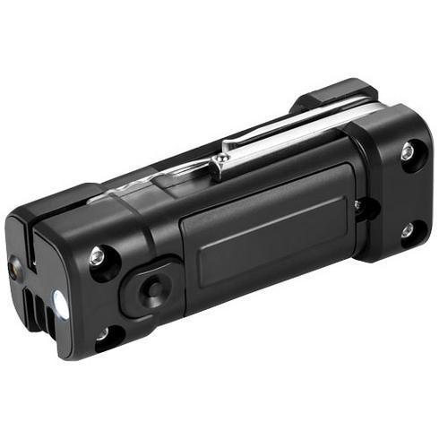 Rint multifunctionele gereedschapsset met 16 functies en LED zaklamp met laser