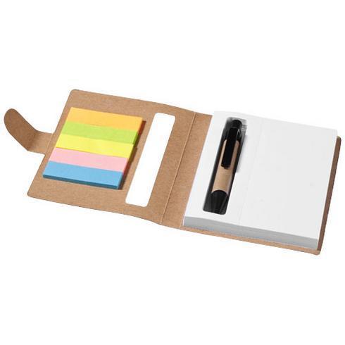 Reveal gekleurde sticky notes met pen
