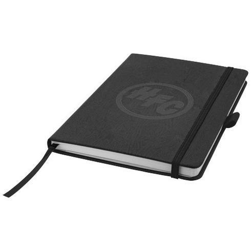 Wood-look A5 hardcover notitieboek