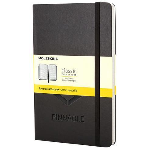 Classic PK hardcover notitieboek - ruitjes