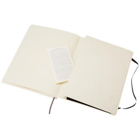 Classic XL softcover notitieboek - effen