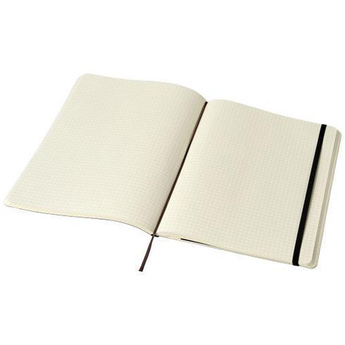 Classic XL softcover notitieboek - ruitjes