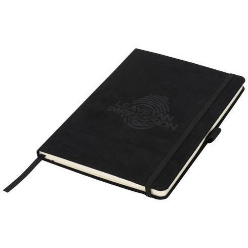 Carbony A5 suède notitieboek
