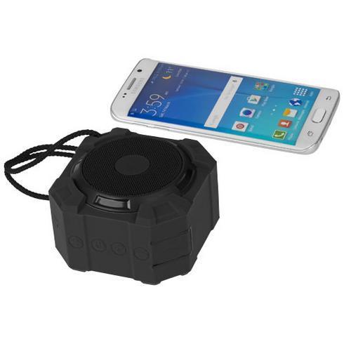Cube spatwaterbestendige outdoor Bluetooth® speaker