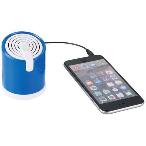 Looney speaker met LED licht