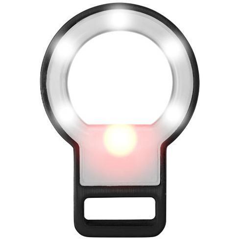 Reflekt LED selfie spiegel en flitslamp