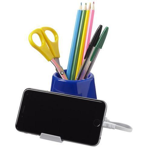 Shine 4-in-1 USB-hub voor op bureau