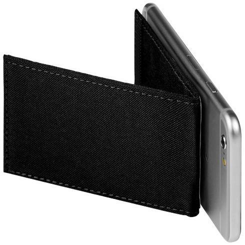 Pose RFID telefoonportefeuille met standaard