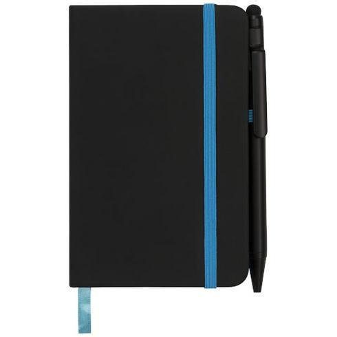 Noir edge klein notitieboek