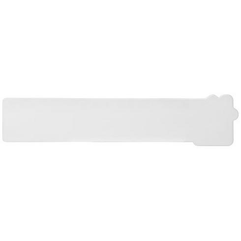 Loki 15 cm kunststof liniaal in huisvorm