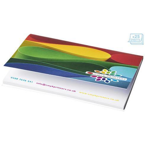 Sticky-Mate® A7 softcover sticky notes 100x75