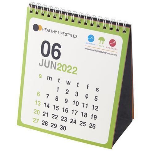 Classic bureau-maandkalender