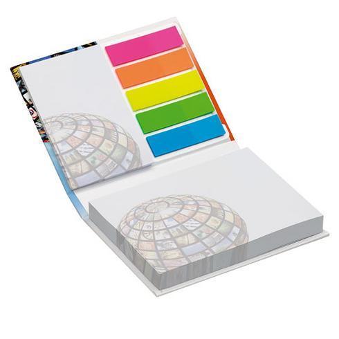Combi notes hardcover bladwijzerset