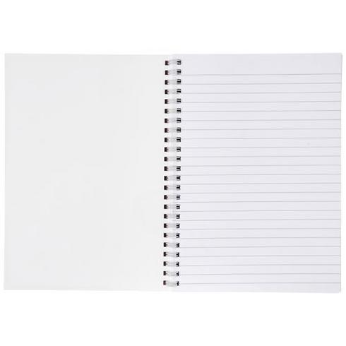 Desk-Mate® A5 notitieboek met synthetische omslag