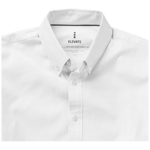 Vaillant oxford heren overhemd met lange mouwen