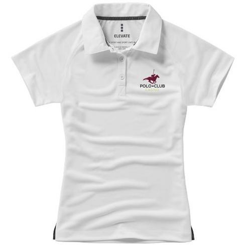 Ottawa cool fit dames polo met korte mouwen