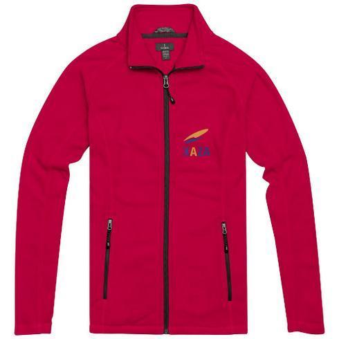Rixford fleece dames jas met ritssluiting