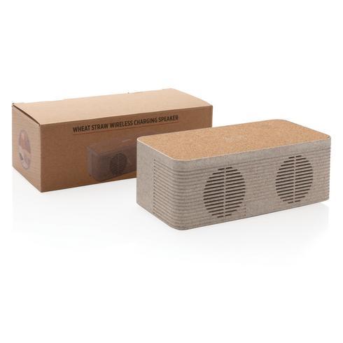 Tarwestro 5W speaker met draadloze oplader